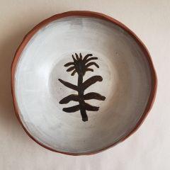 bowl terracota