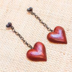 Brinco Coração I (Coleção Iáre)
