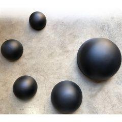 escultura 5 meia esferas