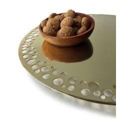 petisqueira furadinha com bowl