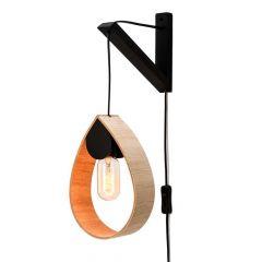 Luminária de Parede Orvalho - Guria Marcenaria