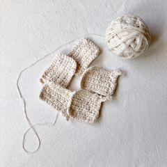 paninho algodão