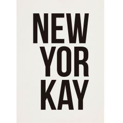 Poster Newyorkay