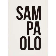 Poster Sampaolo