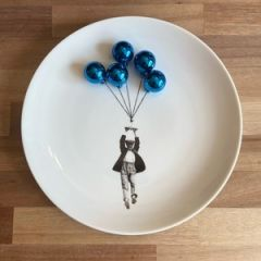 prato homem azul