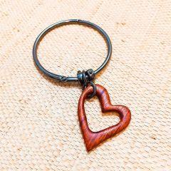 pulseira coração vazado
