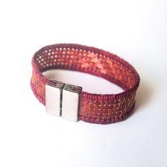 pulseira aruma vermelha P