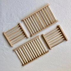 saboneteiras em bambu