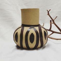 vaso coleção sertão Ana Lage