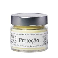 Vela Perfumada Pavio de Vela: PROTEÇÃO - 145g